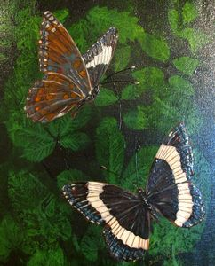 "Papilio Butterfly (20"" x 22"")"